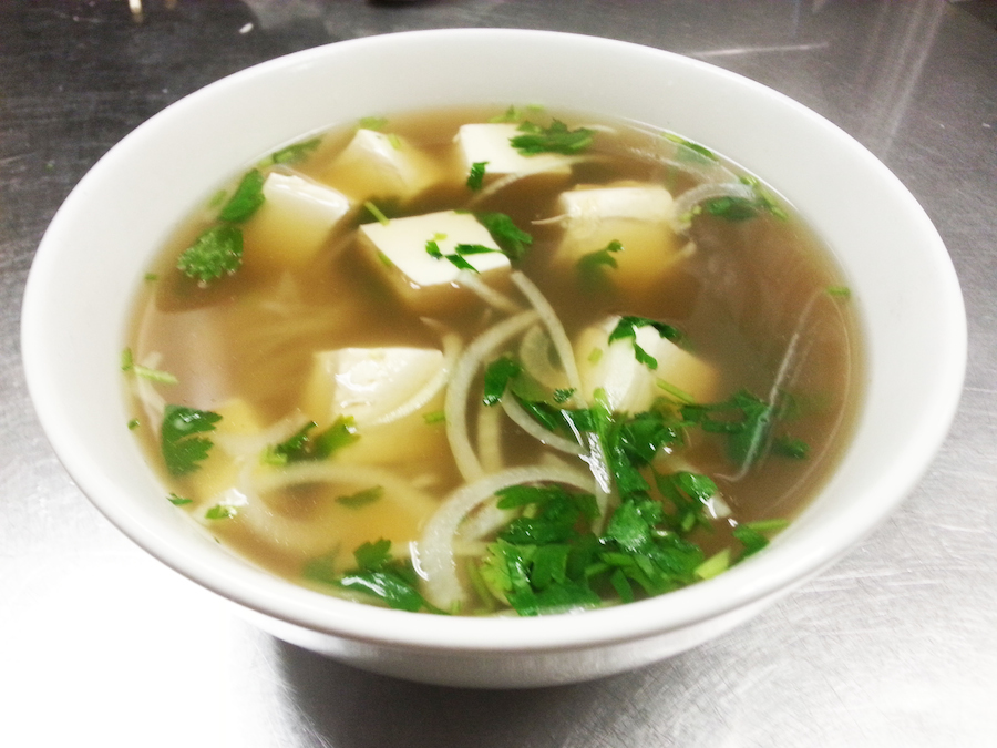 Pho with Tofu